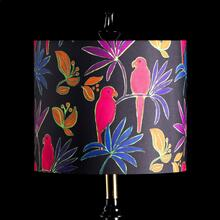 FUSHIA MIXOLOGY SHADE  SMALL  10in X 12in  Available in three sizes this lighting collection has