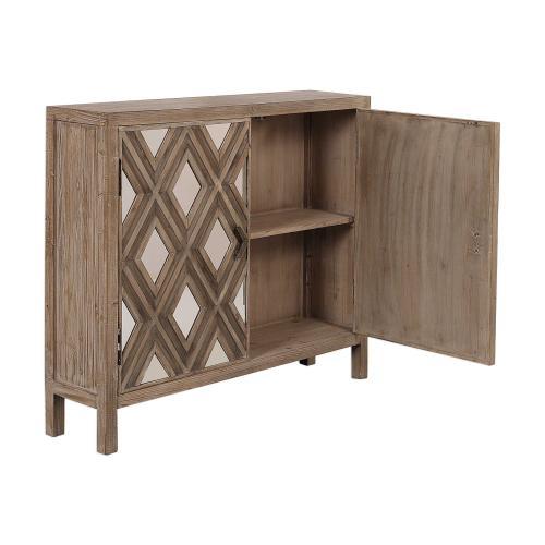 Tahira 2 Door Cabinet