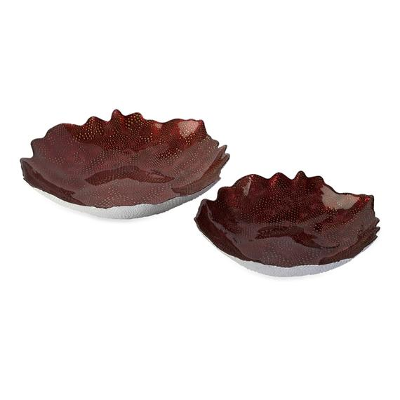 Fendi Glass Bowls - Set of 2
