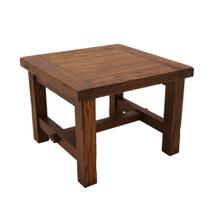 Chambers Creek Square End Table, Rustic Brown T4121-05