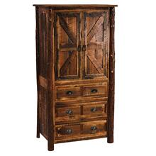 Three Drawer Armoire - Premium