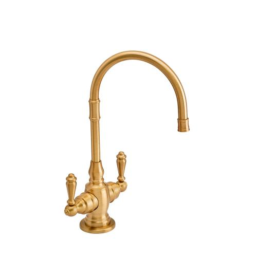 Pembroke Hot and Cold Filtration Faucet - 1202HC - Waterstone Luxury Kitchen Faucets