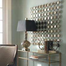 Dinuba Mirrored Wall Decor