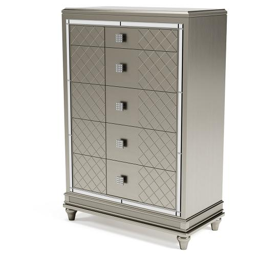 Signature Design By Ashley - Chevanna Chest of Drawers