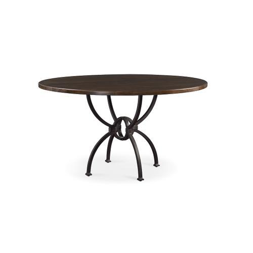 Bassett Furniture - Atlas Maple Round Table