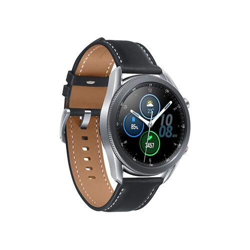 Galaxy Watch3 (45MM), Mystic Silver (LTE)