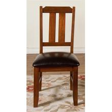 See Details - Route 66 Side Chair W/cushion Seat