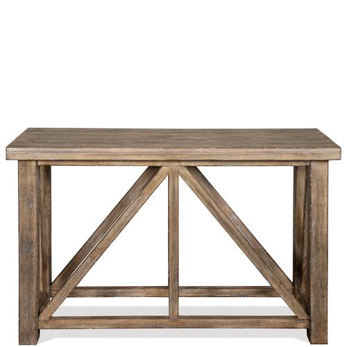 Sonora - Sofa Table - Snowy Desert Finish