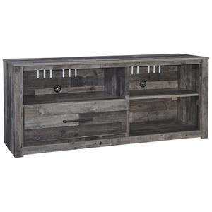 "Ashley FurnitureSIGNATURE DESIGN BY ASHLEYDerekson 59"" TV Stand"