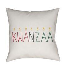 """Kwanzaa II HDY-046 20""""H x 20""""W"""