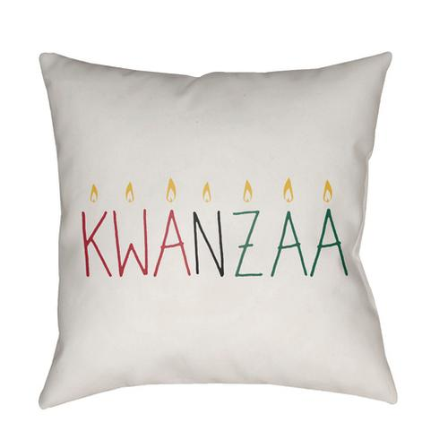 """Kwanzaa II HDY-046 18""""H x 18""""W"""