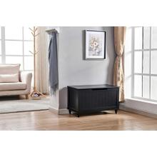6608 Solid Storage Bench