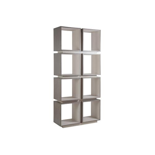Mercury Eight-Cube Etagere