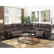 Aria 3PC Recliner Sectional