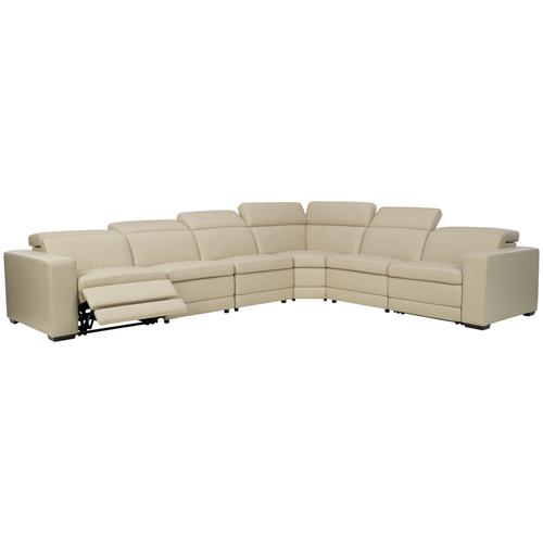 Texline 7-piece Power Reclining Sectional