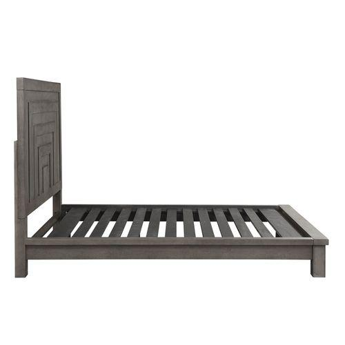 California King Platform Bed