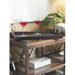 CTH Sherrill Occasional - Tiered Tray Console