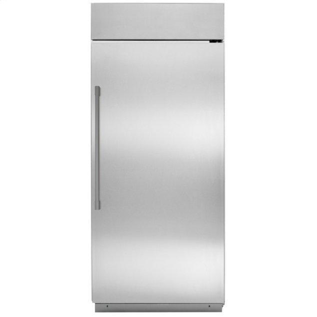 "Monogram Monogram 36"" Built-In All Freezer"