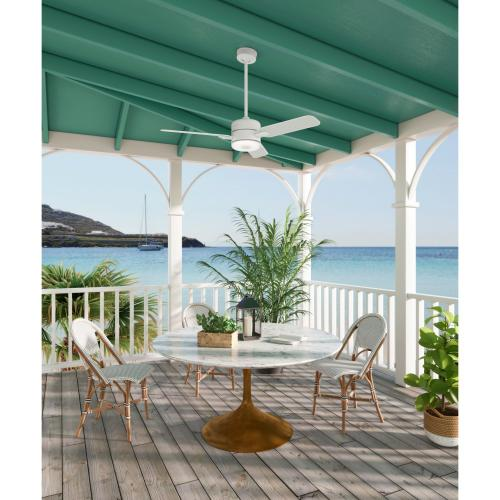 Paume Outdoor with LED Light 54 inch - Fresh White - Fresh White