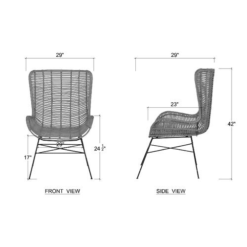 Seville Side Chair