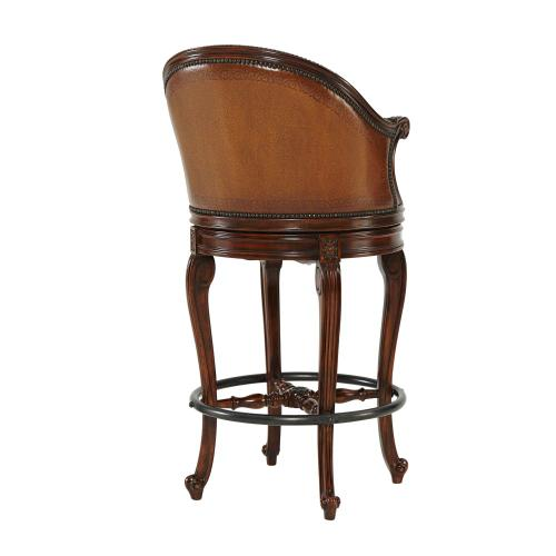 Theodore Alexander - Evening at Ease Bar Stool