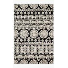 View Product - LB-01 MH Black / Silver Rug
