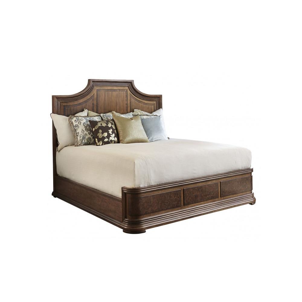Kingsport Panel Queen Bed