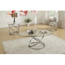 Leonide 3pc Coffee Table Set