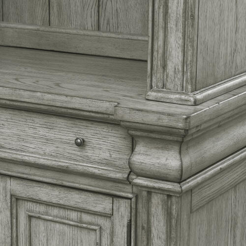 Pulaski Furniture - Madison Ridge Server Hutch