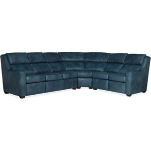 Bradington Young Sectionals 941 Loewy Sectional