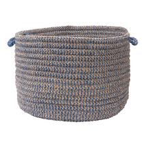 "Softex Check Basket CX25 Blue Ice 14"" X 10"""