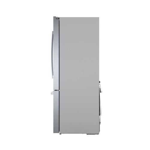 800 Series French Door Bottom Mount 36'' Easy Clean Stainless Steel B36CT80SNS