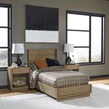 Montecito Twin Bed and Two Nightstands