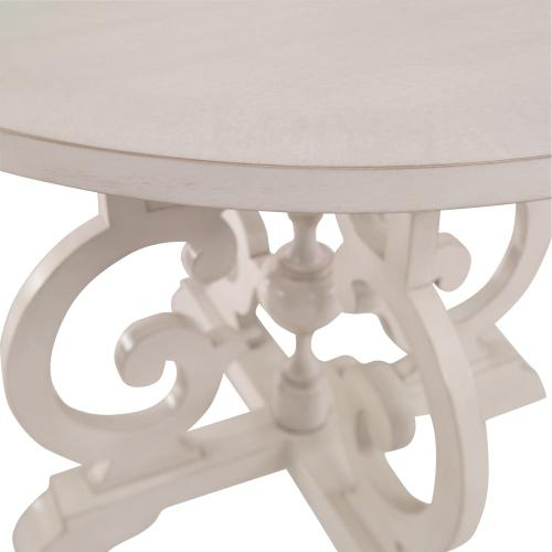 Karina Center Table - Linen