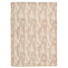 "Throw Sz202 Beige 50"" X 70"" Throw Blanket"