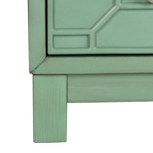 Safavieh - Izumi 3 Drawer Chest - Turquoise