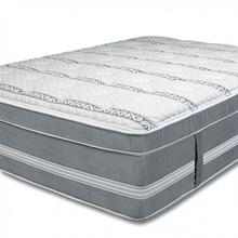 Queen-size Orchid III Euro Pillow Top Mattress