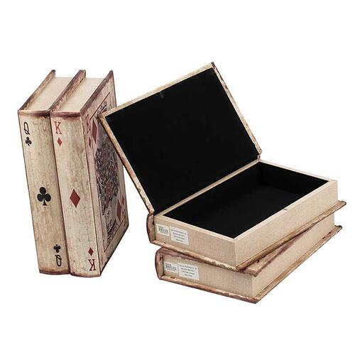 S/4 Ace Book Boxes,Large