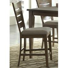 View Product - Ladder Back Counter Chair (RTA)