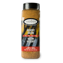 See Details - Louisiana Grills Spices & Rubs - 24 oz Hickory Bacon
