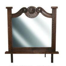 Dark Mirror (for Cowhide dresser)