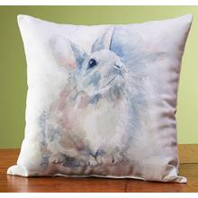 See Details - Watercolor Rabbit