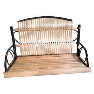 """Tennessee Enterprises - Amish 54"""" Swing - Oak / Hickory (chains Included)"""