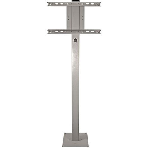 SunBrite® Outdoor Deck Planter Pole - SB-DP46XA - Black