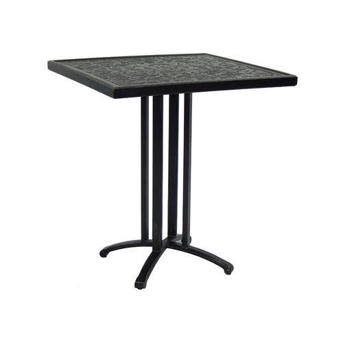 "Castelle - 32"" Vintage Metro Square Counter Table"