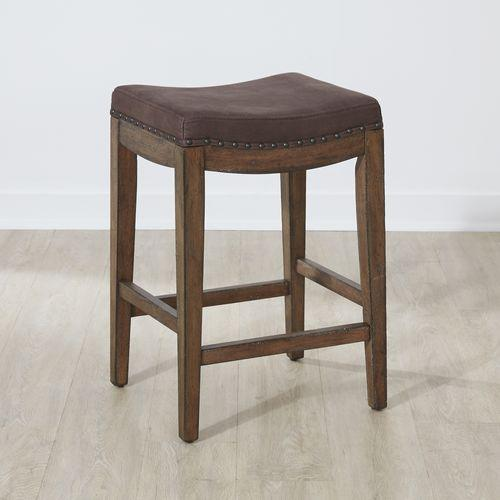Liberty Furniture Industries - Uph Console Stool