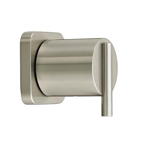 Dxv - Rem 1/2 Inch or 3/4 Inch Wall Valve Trim - Brushed Nickel