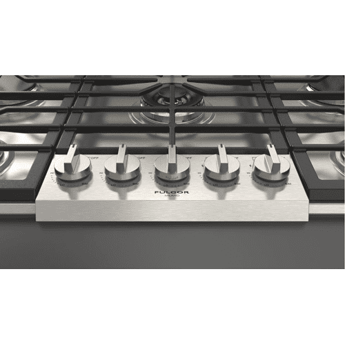 """36"""" Pro Gas Cooktop"""