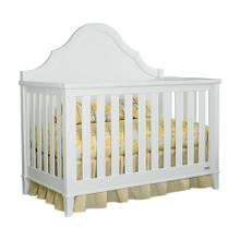 Dove Gray 4 in 1 Convertible Crib