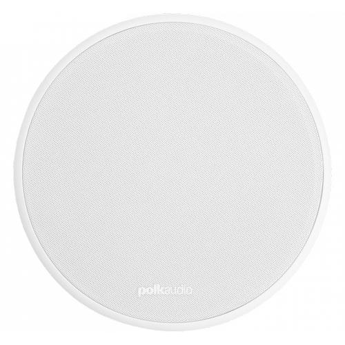 Vanishing RT Series In Ceiling Three-Way Loudspeaker in White